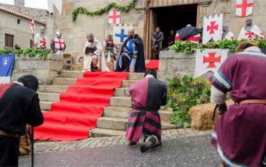 Праздник крестов в Монсанту