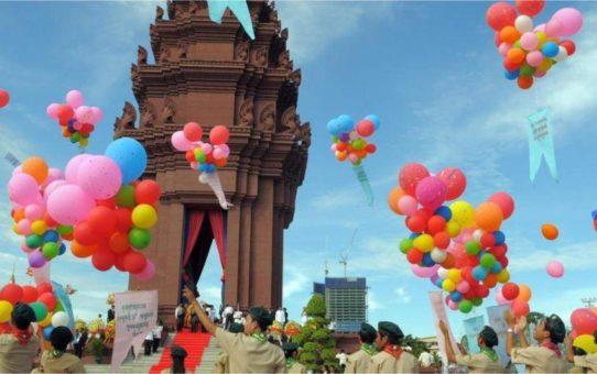 День Победы над геноцидом в Камбодже