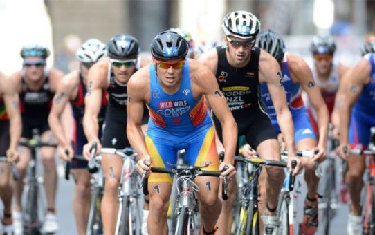 Международные соревнования по троеборью World Triathlon Series