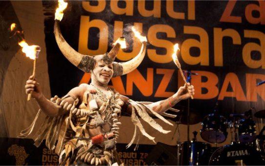 Музыкальный фестиваль Sauti za Busara в Стоун Тауне
