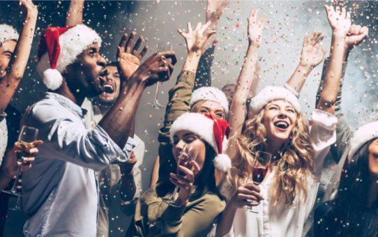 Новогодний карнавал в Памплоне