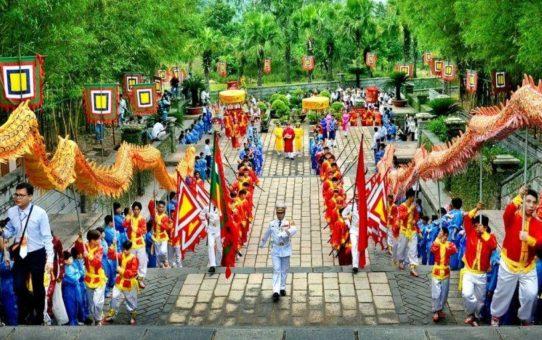День поминовения королей Хунгов во Вьетнаме