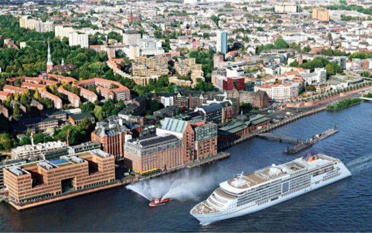 День рождения порта в Гамбурге