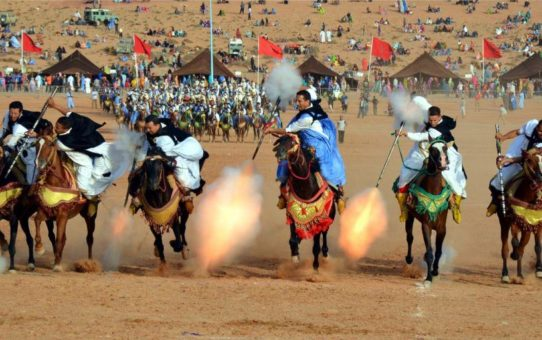Международный Фестиваль Сахары в Дузе