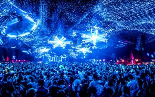 Техно-фестиваль Time Warp в Мангейме