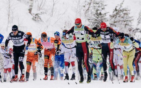 Международная лыжная гонка «Бег Пястов» в Шклярска Порембе
