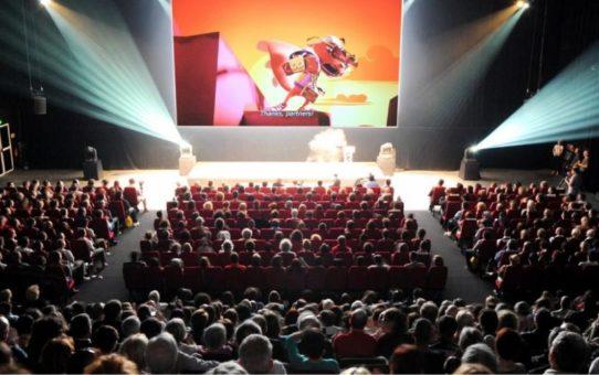 Международный фестиваль анимационных фильмов в Анси