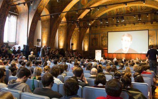 Международный фестиваль журналистики в Перудже