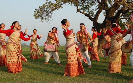 Праздник урожая Понгал в Индии