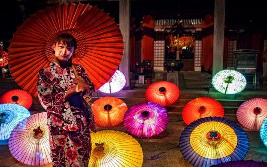 Праздник Обон в Японии