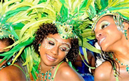Карнавал Мас на Доминике