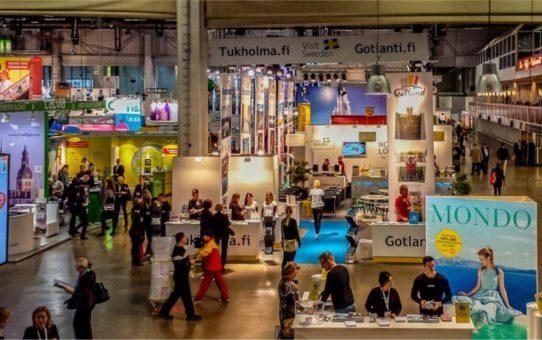 Международная ярмарка туризма в Хельсинки