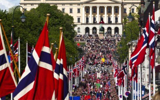 День Конституции в Осло