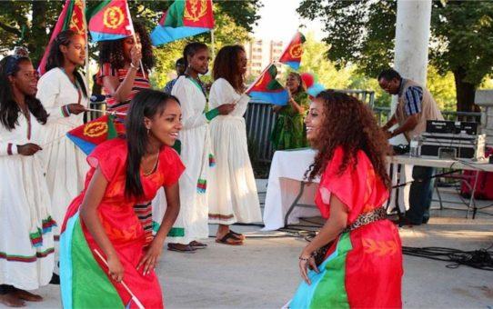 День независимости Эритреи в Асмэре