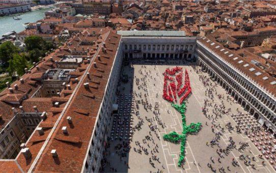 День Святого Марка в Венеции