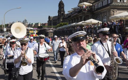 Международный фестиваль диксиленда в Дрездене