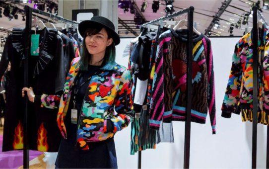 Выставка моды Tranoi в Париже