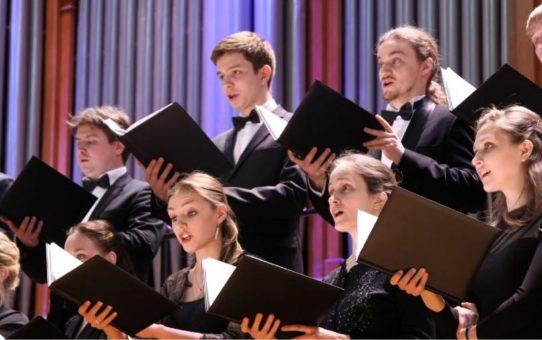 Международный фестиваль духовной музыки «Адвент» в Москве