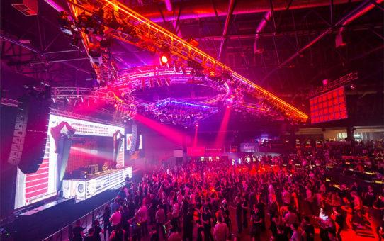 Фестиваль электронной музыки Apokalypsa в Брно