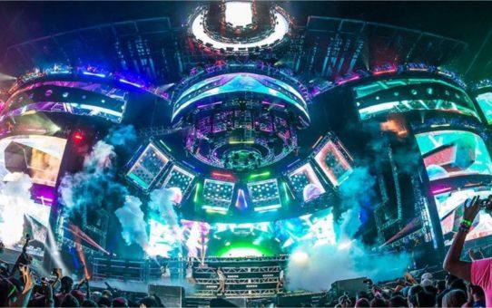 Фестиваль электронной музыки «Ультра» в Майами