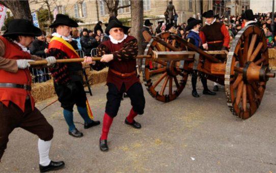 Фестиваль «Эскаляд» в Женеве