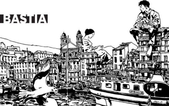 Фестиваль комиксов «bd a bastia» в Бастии