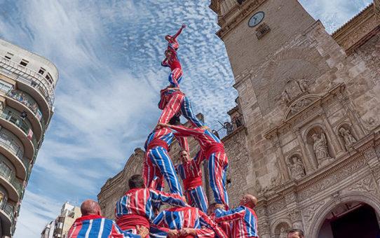Фестиваль «La Mare de Deu de la Salut» в Альгемези