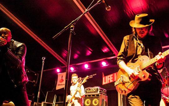 Фестиваль Life I Live. Ночь Короля в Гааге