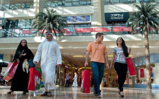 Фестиваль шопинга в Дубае