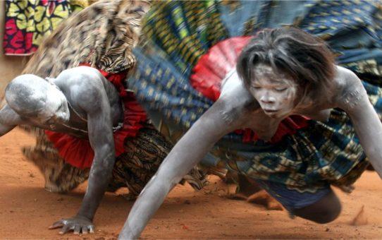 Фестиваль вуду в Бенине