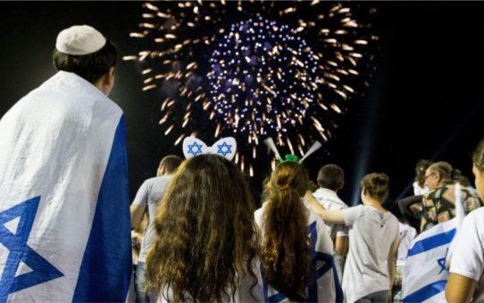 Йом Ха-Ацмаут – День независимости Израиля