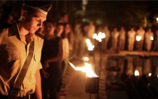 Йом Ха-Зикарон. День памяти павших в войнах Израиля и жертв террора