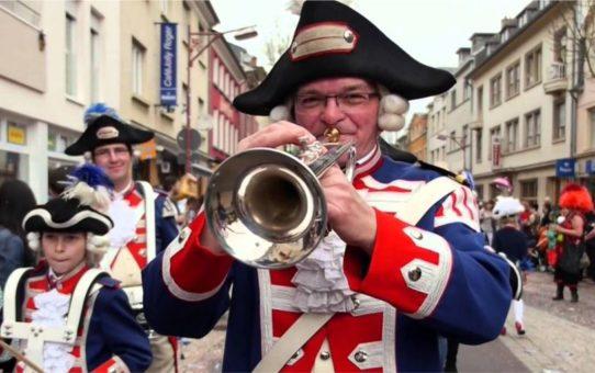 Карнавал «Кавалькада Дикирх» в Люксембурге