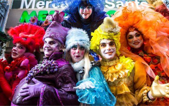 Карнавал Barcelona Carnival в Барселоне