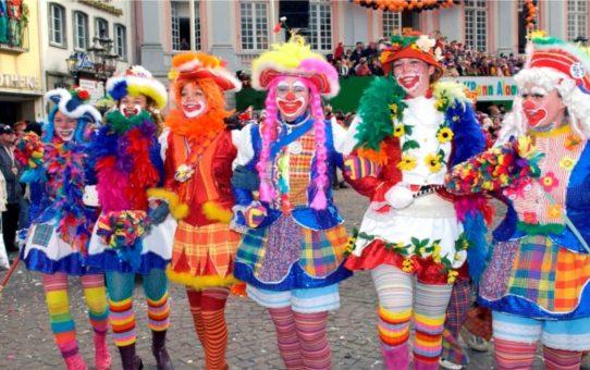 Карнавал в Бонне