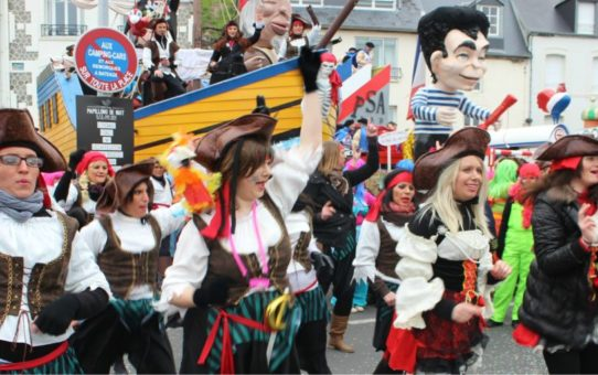 Карнавал в Гранвиле
