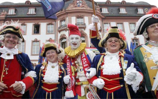 Карнавал в Майнце