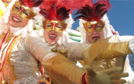 Карнавал в Мюнстере