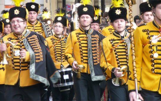 Карнавал в Штутгарте