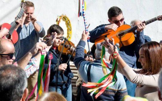 Праздник уличных музыкантов «лас куадрияс» в Барранде