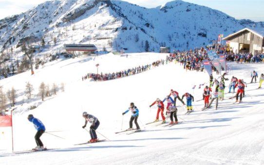 Лыжная гонка Schlag das Ass в Нассфельде