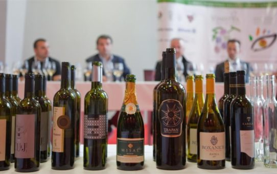 Международная винная выставка Vinistra в Порече