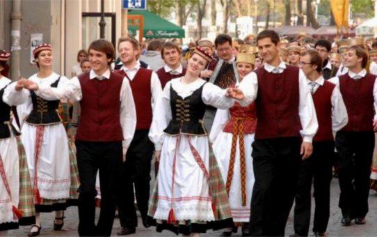 Международный день танца в Риге