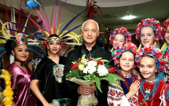 Международный фестиваль «Москва встречает друзей»