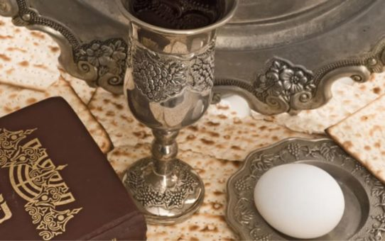 Еврейская Пасха (Песах) в Израиле