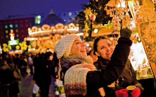 Рождественская ярмарка  и Новый год в Праге