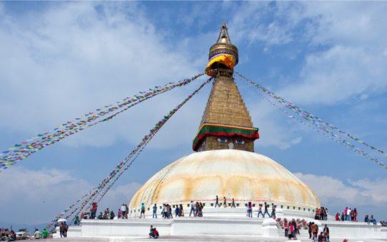 Тибетский Новый год Losar в Непале