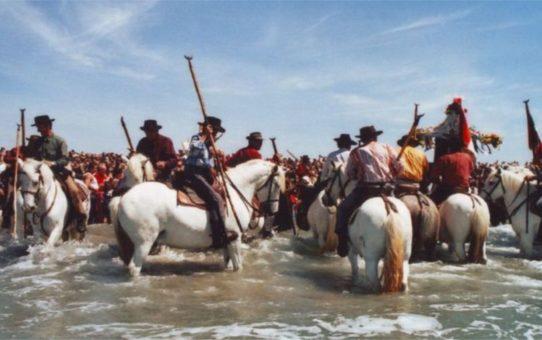 Цыганский фестиваль Святой Сары в Сент-Мари-де-ла-Мер