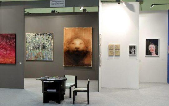 Художественная выставка в ArtePiacenza Пьяченце