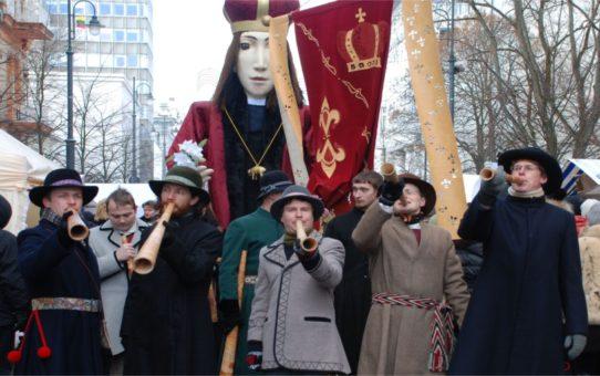 Ярмарка Казюкаса в Вильнюсе